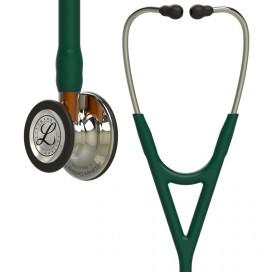 Littmann Cardiology IV stetoskooppi tummanvihreä/ samppanja/
