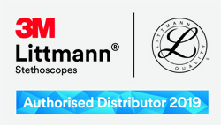 We sell Littmann Stethoscopes worldwide