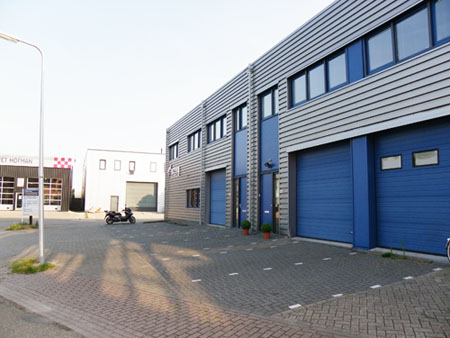 Multicare-centrum.nl office and warehouse